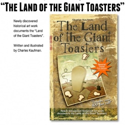 "Book: ""The Land of the Giant Toasters"""