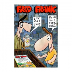 "Book: ""Fred and Frank Cartoons"""